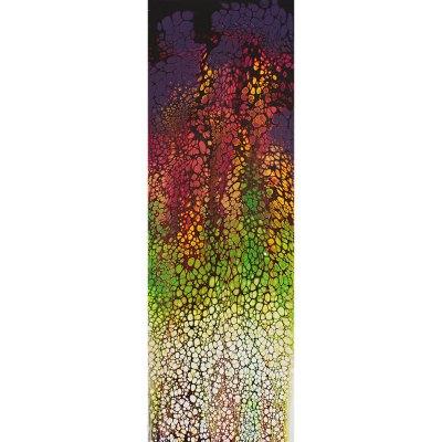 Original abstract art by Maggie Ziegler artist and graphic designer Art Alchemy Courtenay BC