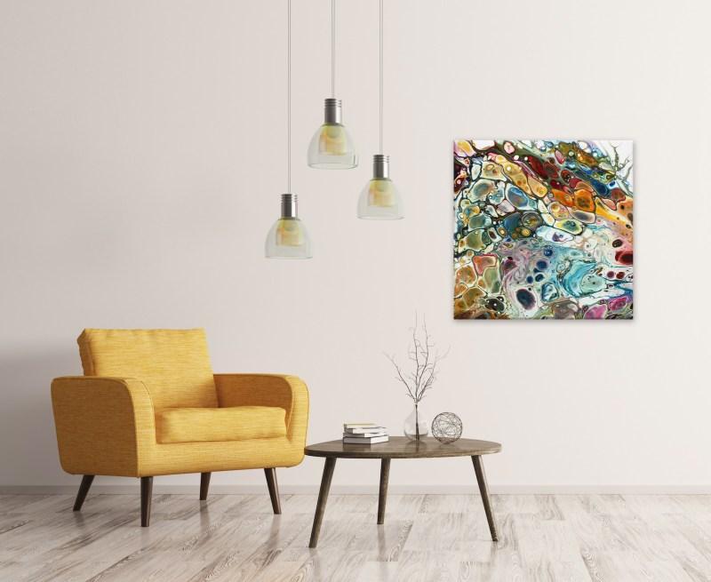 Original Art work and prints Maggie Ziegler artist and graphic designer Art Alchemy Studio Courtenay BC