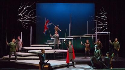 Macbeth - Ensemble Act 5
