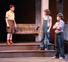 To Kill a Mockingbird - Dill, Scout and Jem