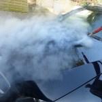 Schonend mit Dampf reinigen