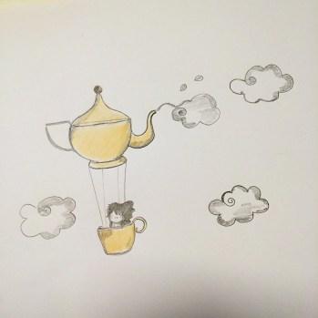 Nuvole di tè e di te