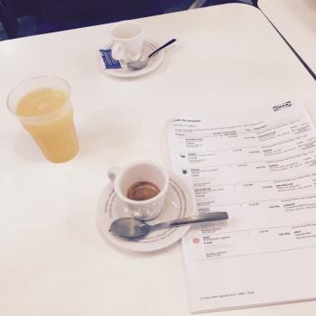 Una mattina da Ikea