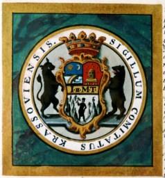 Stema Comitatului Caraș din 1779