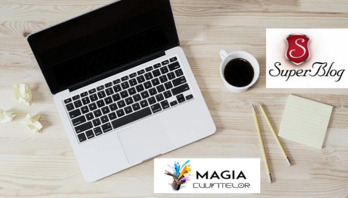SuperBlog, laptop, Magia Cuvintelor