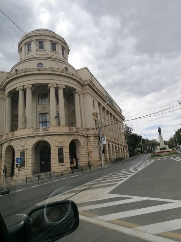 """Biblioteca Centrală Universitară """"Mihai Eminescu"""""""