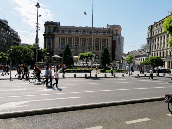 Palatul Cercului Militar Național