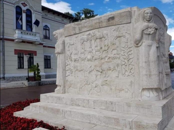 Mausoleul Ecaterina Teodoroiu