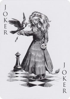 black lions joker david blaine