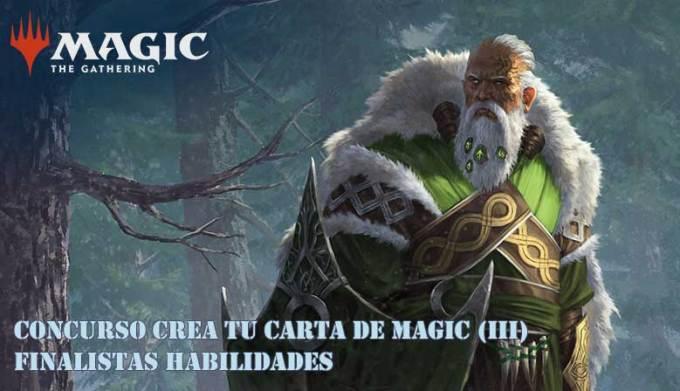 Concurso Crea tu Carta Magic