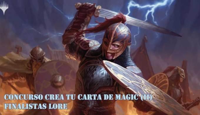 Guerrero Kaldheim Magic