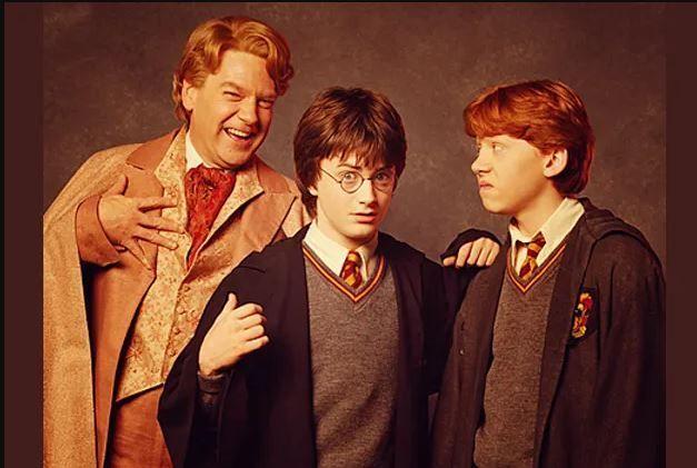 Test Harry Potter personaje