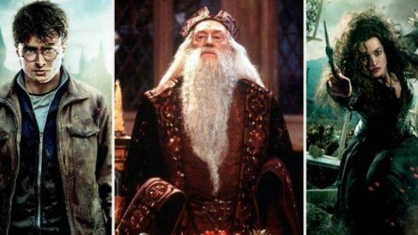 pareces en Harry Potter