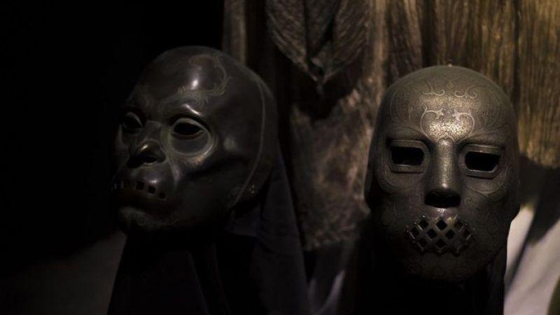 Máscaras de Mortífagos.