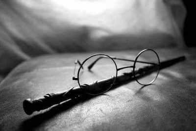 núcleos varitas Harry Potter
