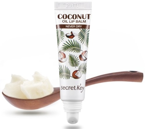 Бальзам для губ Secret Key Coconut Oil Lip Balm
