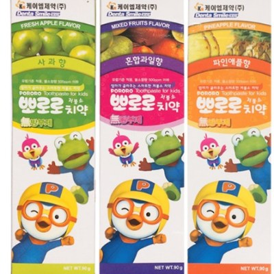 PORORO TOOTHPASTE FOR KIDS3