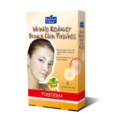Wrinkle Reducer Brow Chin Patches