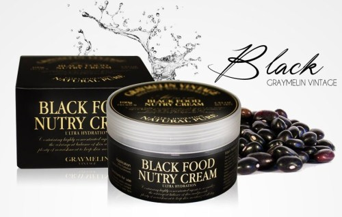 GRAYMELIN Black Food Nutry Cream1