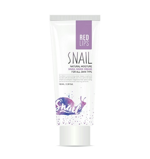 RED LIPS Snail Hand Cream