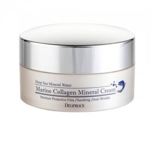 DEOPROCE MARINE COLLAGEN MINERAL CREAM