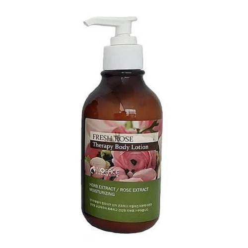INOFACE FRESH ROSE THERAPY BODY LOTION