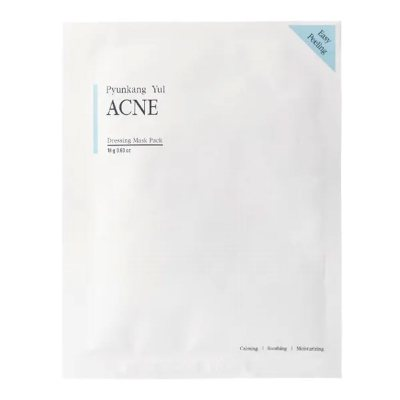 АКНЕ YUL ACNE DRESSING MASK PACK