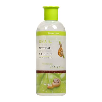 FARM STAY SNAIL VISIBLE DIFFERENCE MOISTURE TONER