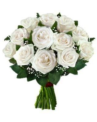 Букет White Sensation - Доставка на цветя в саксия Magic Flowers