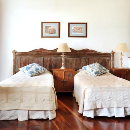 Room Macau at La Villa Bahia, Pelourinho, Salvador de Bahia 2009