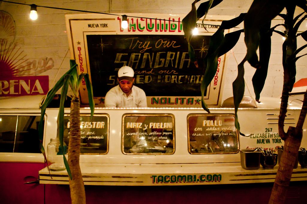 TACOMBI FONDA NOLITA - NEW YORK 2
