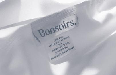 Bonsoirs - marque draps de lit et bain - 2