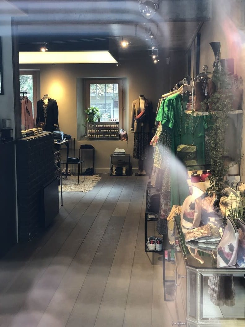 ByMahe - concept store - megeve - France - 2