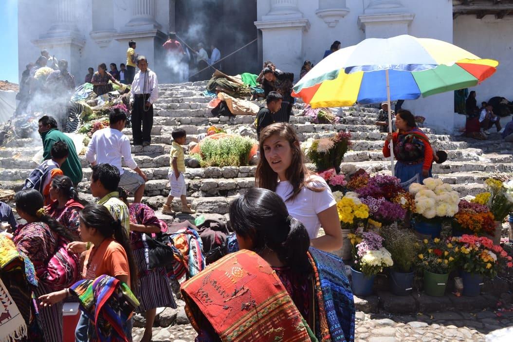 Chichicastenango - guatemala - marche 7