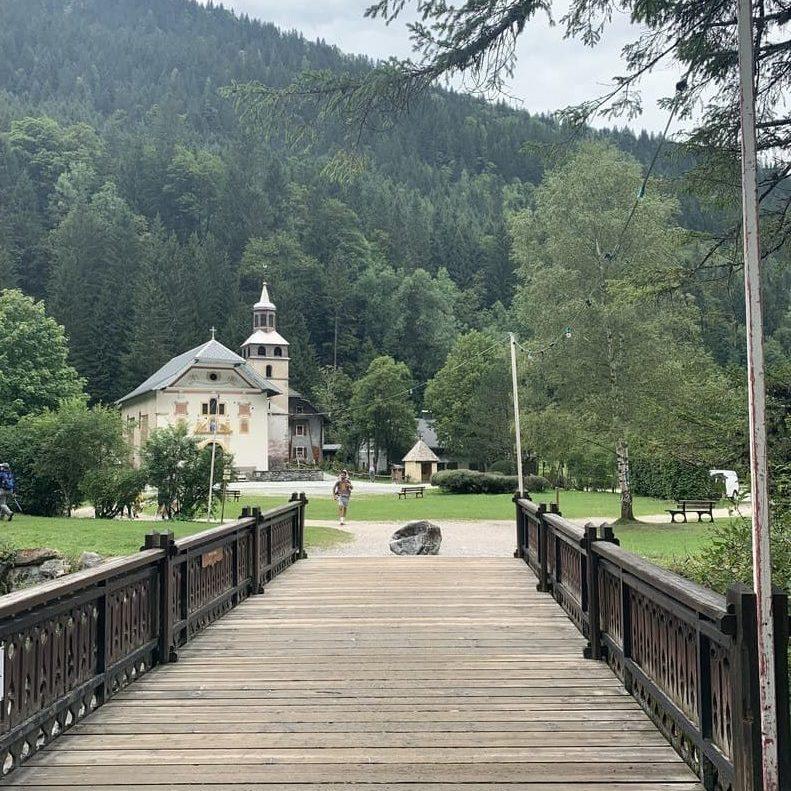 Eglise Notre Dame de la Gorge - contamines - France - 6