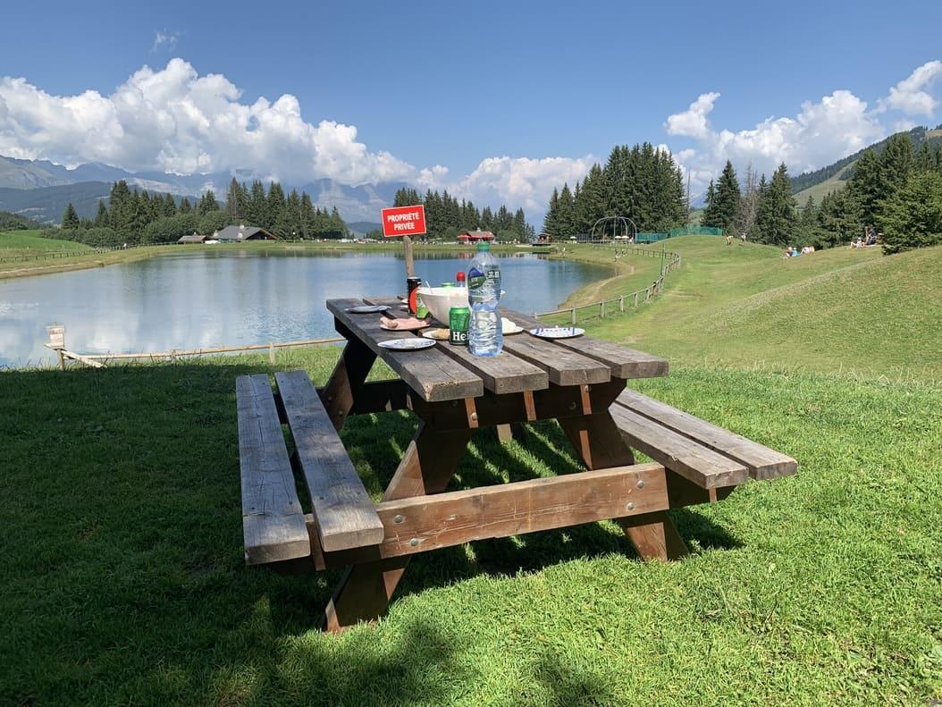 Lac de Javen - Megeve - 1