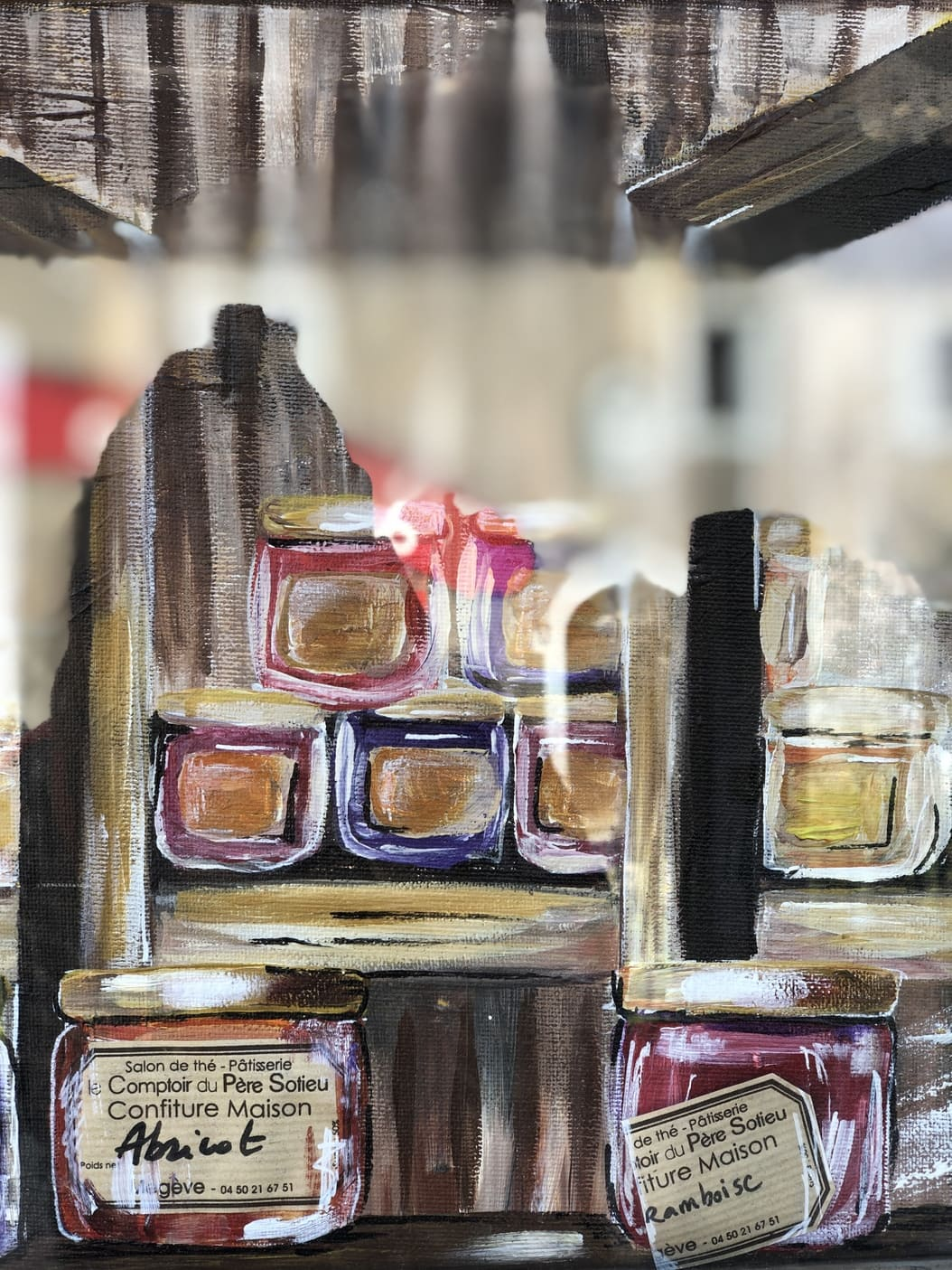 Le comptoir du Père Sotieu - patisserie - chocolaterie - Megeve - France - 4