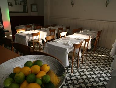 Mezze by lemon tree restaurant - istanbul - turquie 2