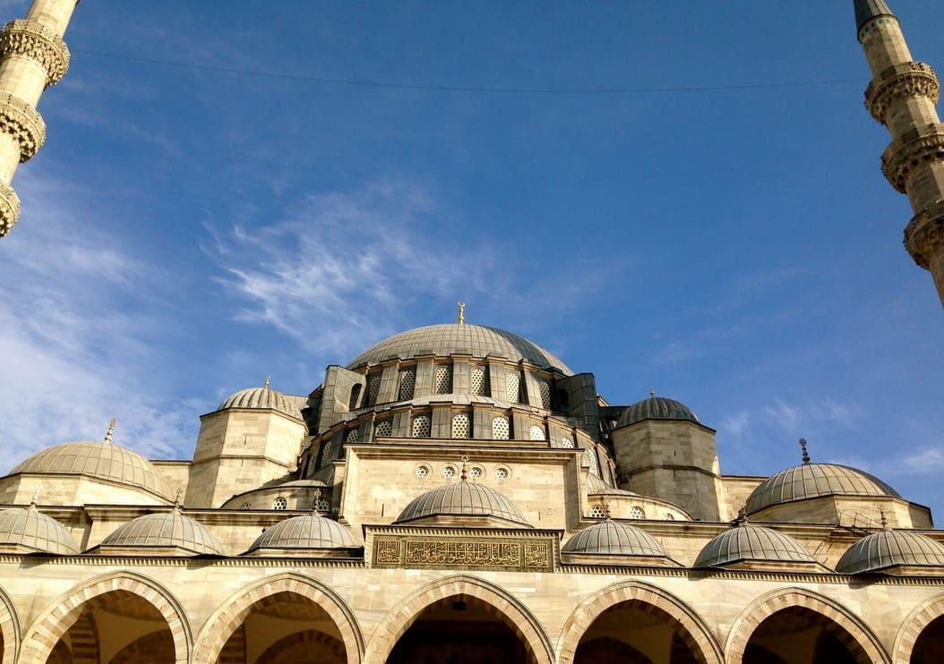 Mosquees - istanbul - turquie 1