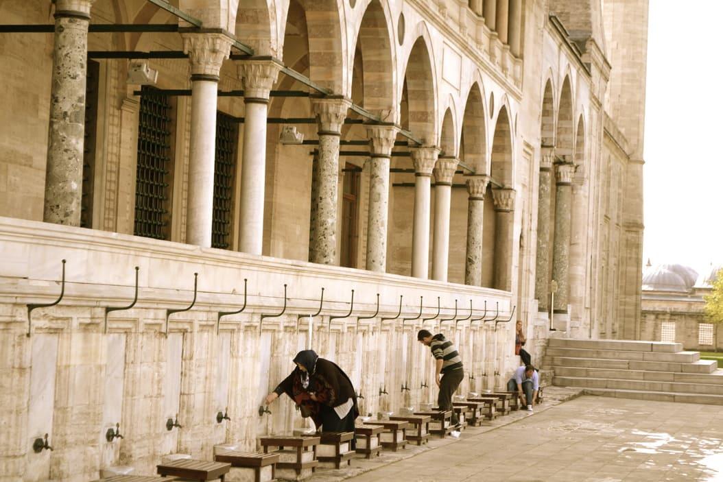 Mosquees - istanbul - turquie 3