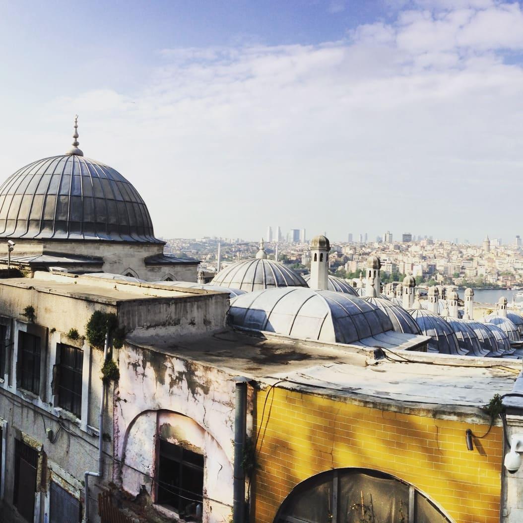Mosquees - istanbul - turquie 4
