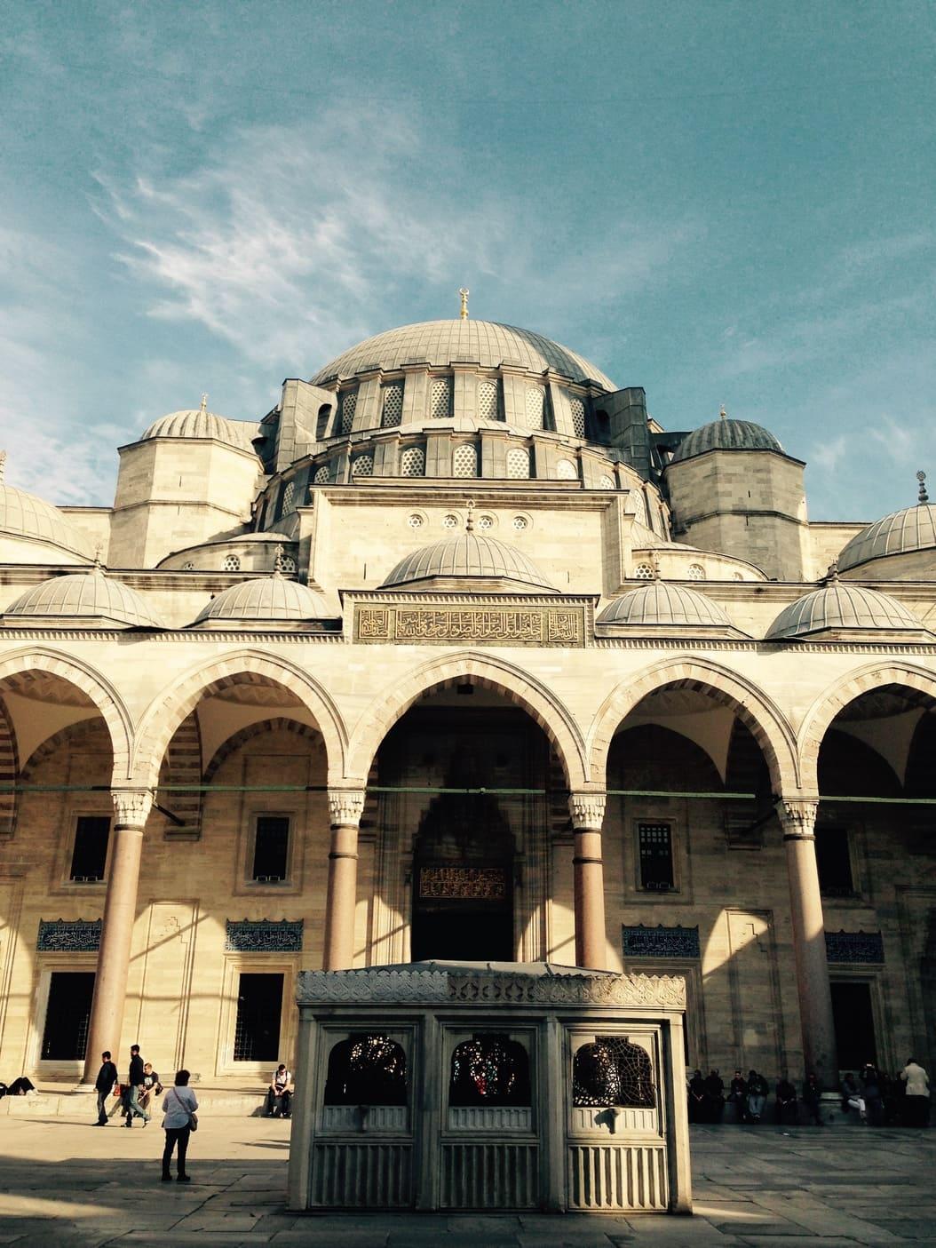 Mosquees - istanbul - turquie 6