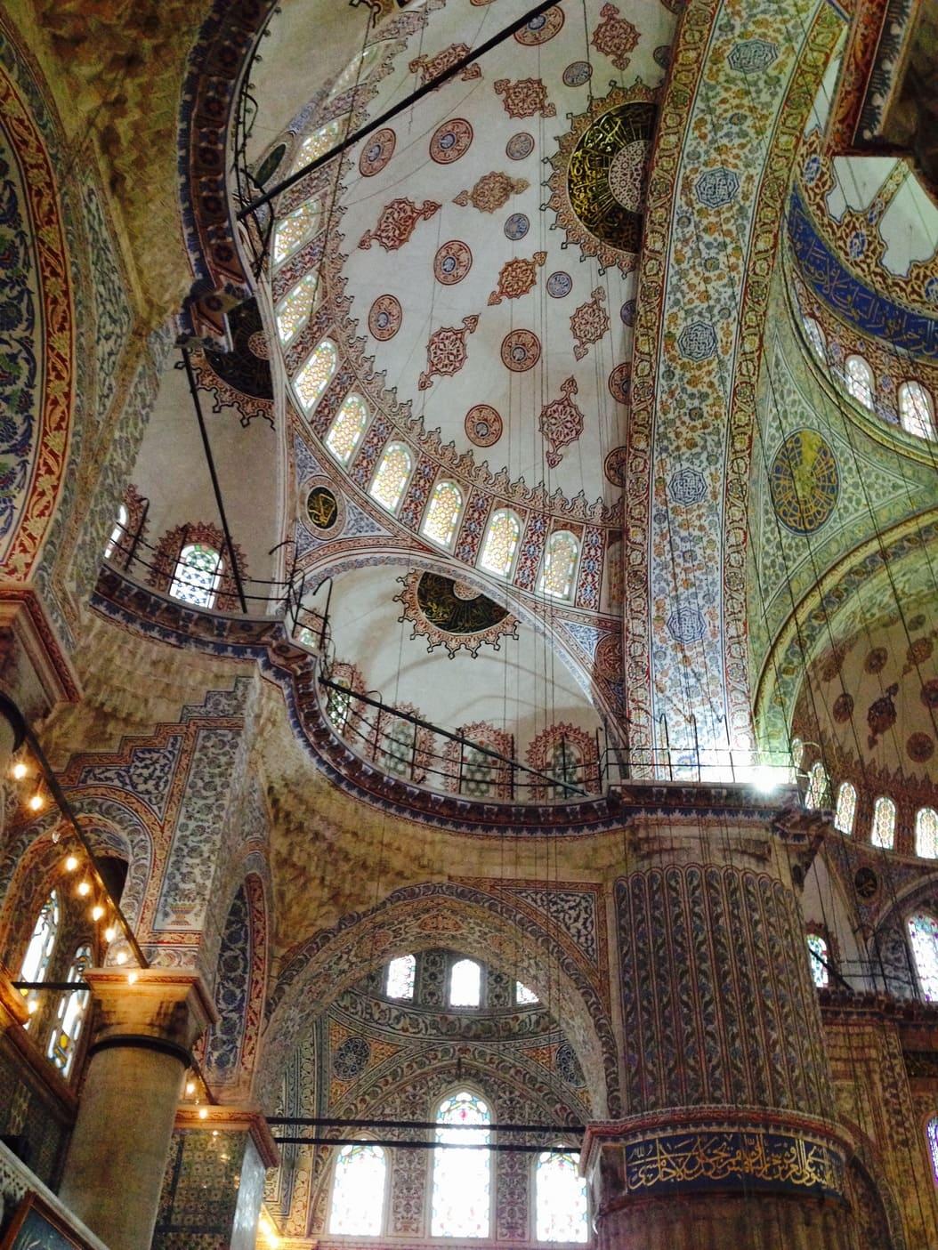 Mosquees - istanbul - turquie 8