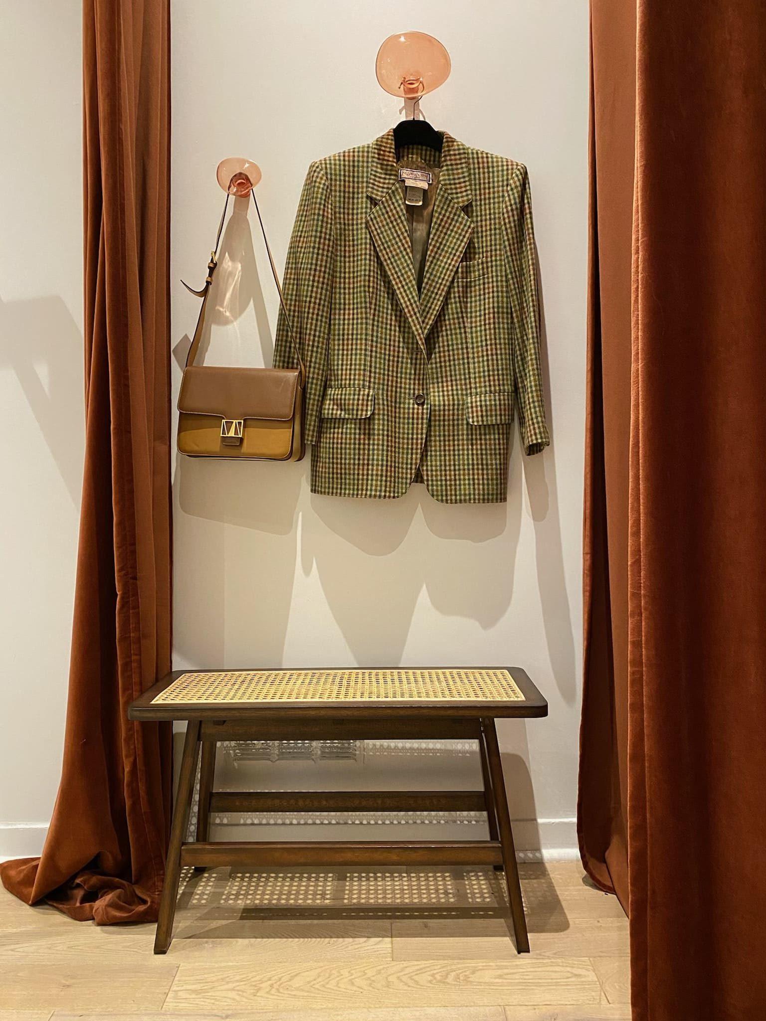 Open dressing - depot vente vintage - 9