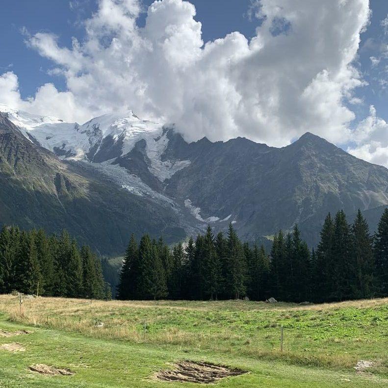 Tramway du Mont Blanc 1 - Saint Gervais - France