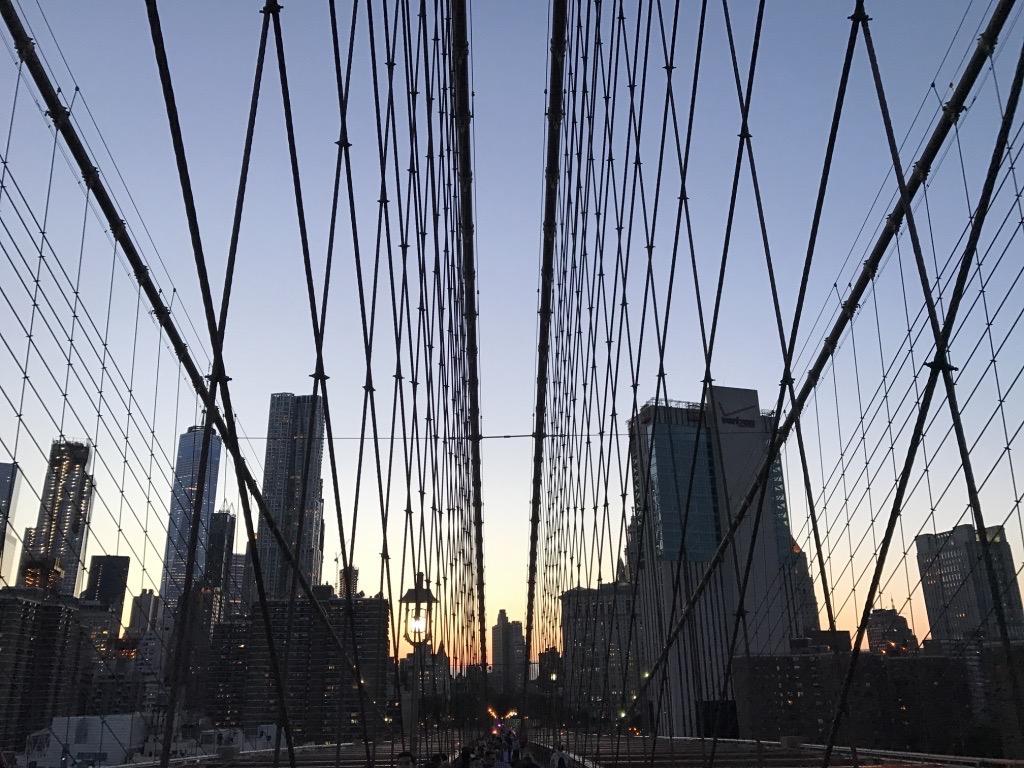 brooklyn bridge - new york 2