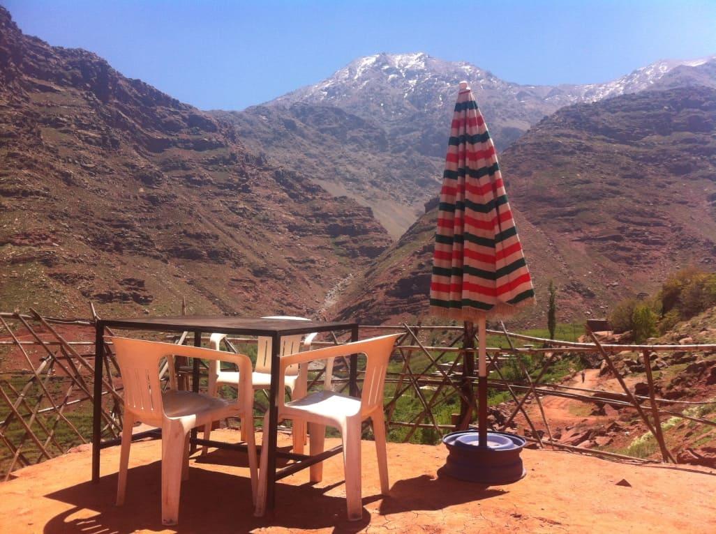 Une journée à Oukaimeden - Marrakech -Maroc - 7