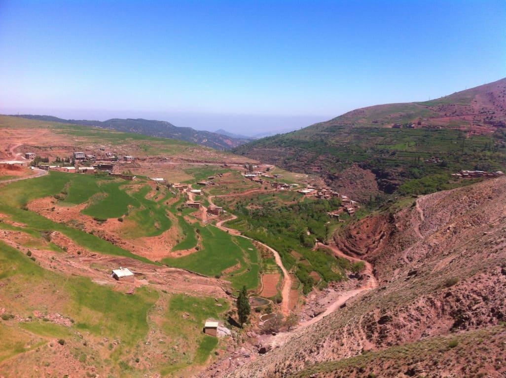 Une journée à Oukaimeden - Marrakech -Maroc - 8