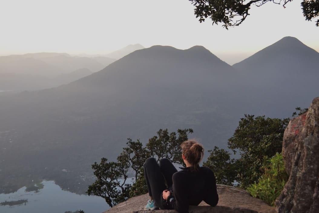 Volcan San Pedro - Lago Atitlan - Guatemala 9