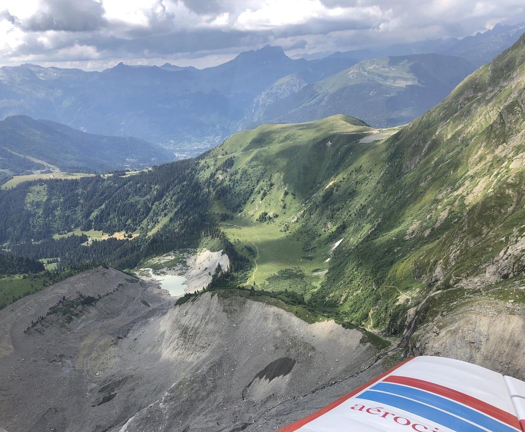 aerocime - vol avion massif du mont blanc - megeve - France - image 8